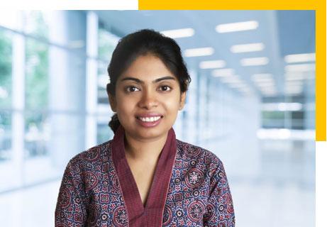 Suhita Saha – clinical psychologist mindful TMS