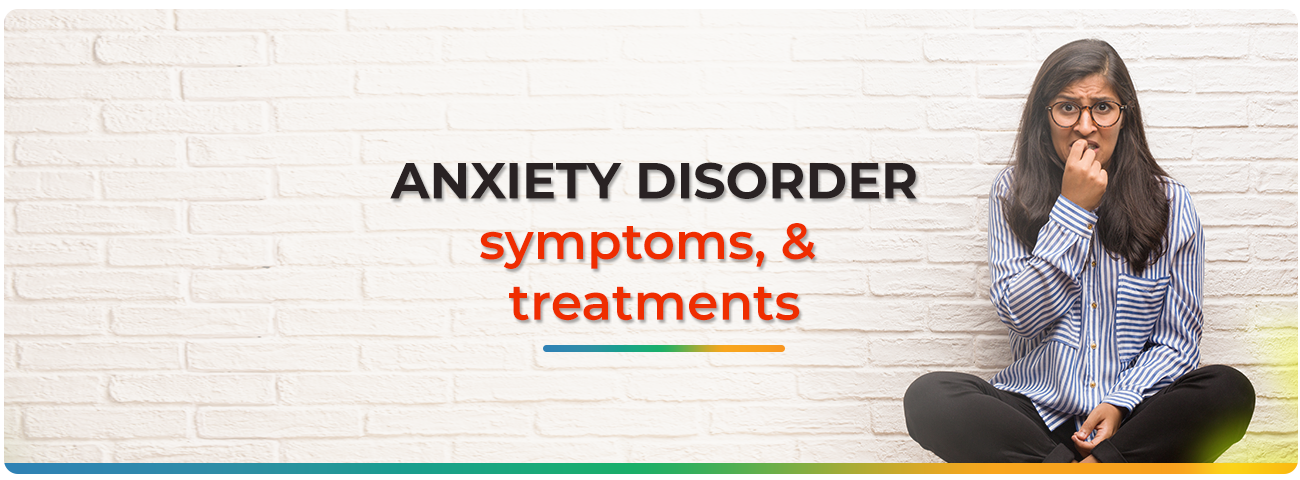 Anxiety Disorders: Symptoms, Causes, Diagnosis, Treatment | MindfulTMS