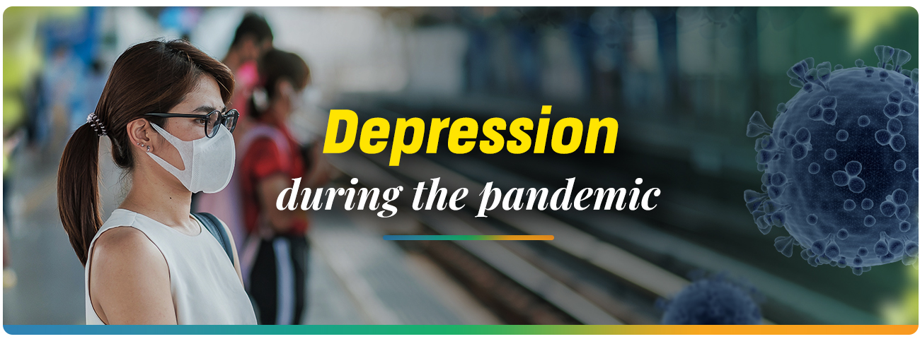 Depression During The Pandemic- Dealing With Depression During COVID | MindfulTMS
