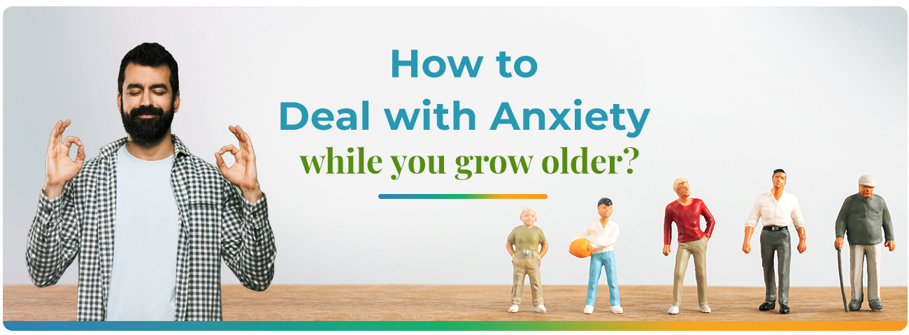 How to Cope with Anxiety-10 Ways To Reduce Anxiety In Seniors | MindfulTMS